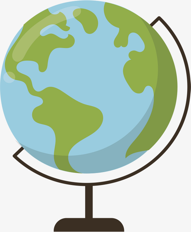 650x790 Blue Globe, Vector Png, Earth, Globe Png And Vector For Free Download
