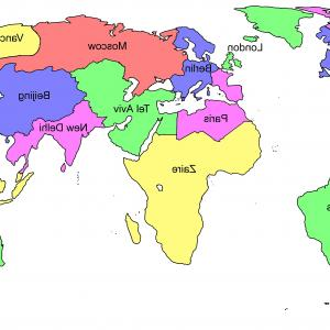 The best free Labeled vector images. Download from 17 free ... World Map Labeled on