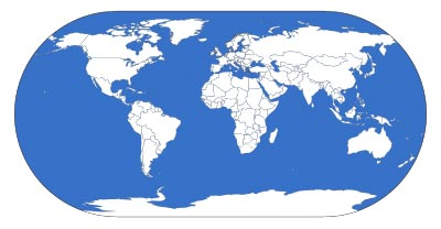 World Map Outline High Resolution Vector At Getdrawings Com Free