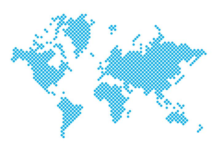 World Map Vector at GetDrawings.com | Free for personal use ...