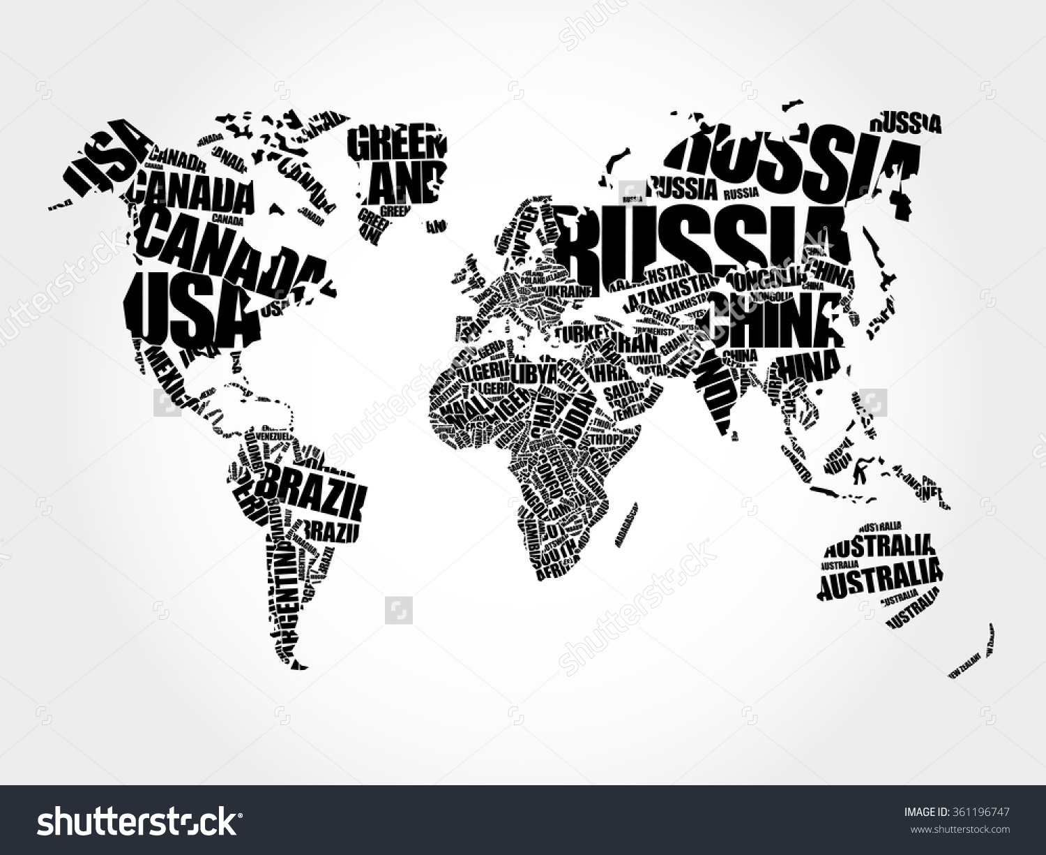 1500x1225 Country World Map Svg Black And White Download
