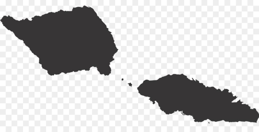 900x460 Samoa World Map Vector Map