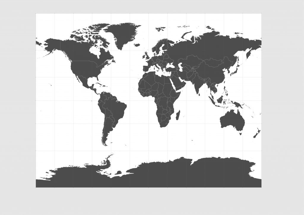 1024x722 World Map Vector Template Best Of Free Vector World Maps