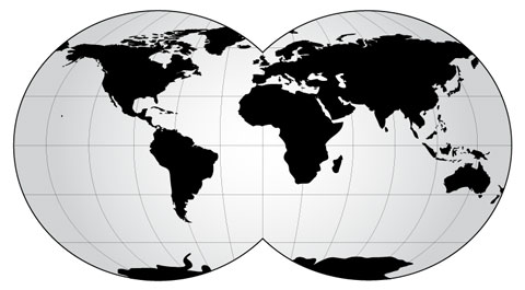 480x265 All Free Vector World Maps (Ai, Eps, Svg)