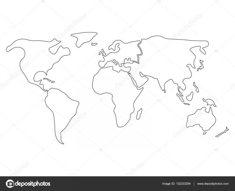 World Map Vector Continents at GetDrawings.com | Free for ... on blue world map vector, simple world map vector, black white world map vector, detailed world map vector,