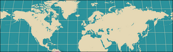 602x183 25 Useful Free World Map Vector Designs