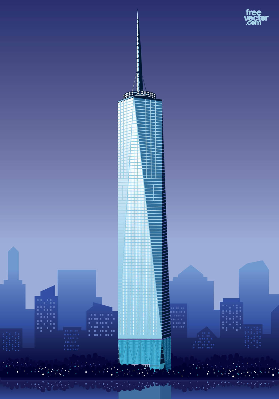1050x1500 One World Trade Center Vector Art Amp Graphics