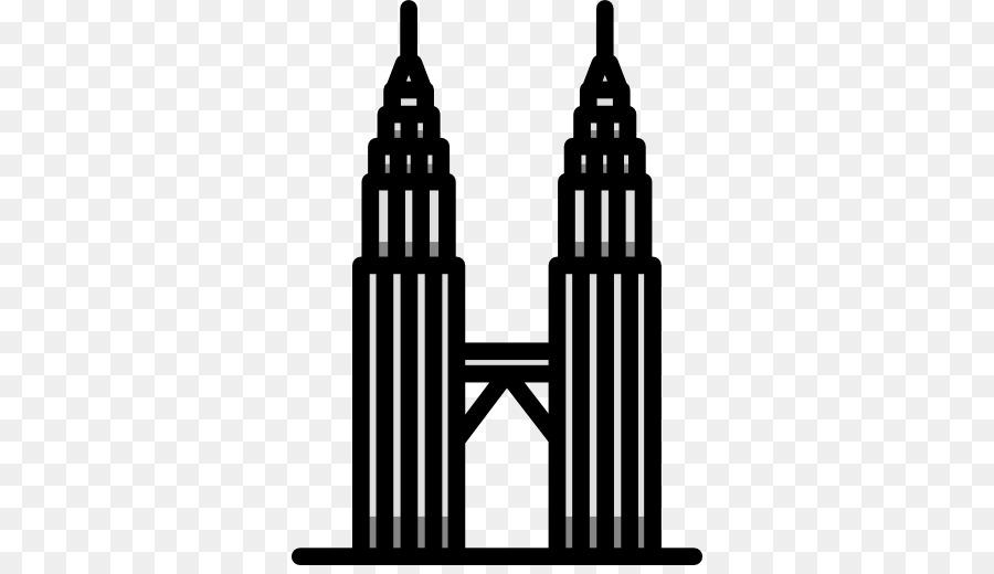 900x520 Petronas Towers World Trade Center Willis Tower Vector Graphics