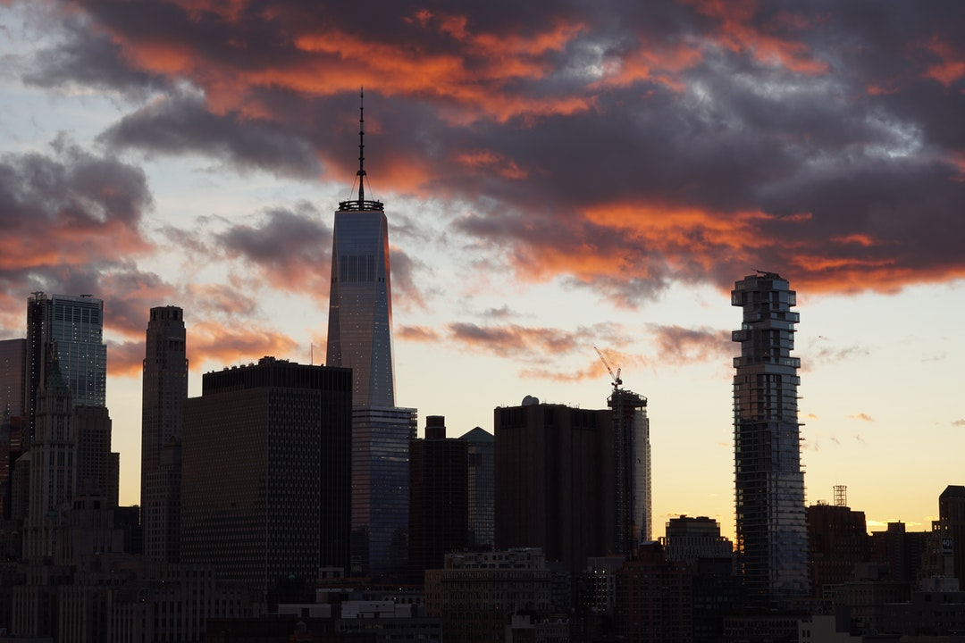 1080x720 Architecture Clouds New York One World Trade Center Nyc , One