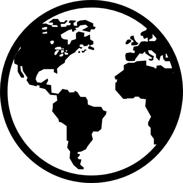 626x626 Free World Vector Icon 66406 Download World Vector Icon