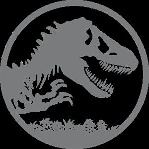 300x300 Jurassic World Logo Vectors Free Download