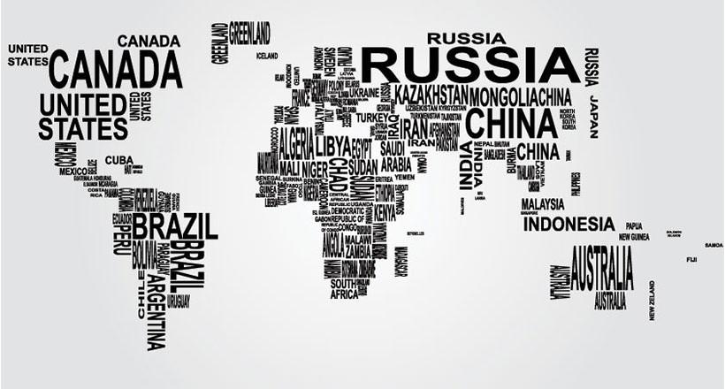 820x440 Free World Map Vectors, Ai, Eps, Svg Download Design Trends