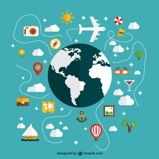 626x626 World Vector Free 88 Best Travel Countries Amp Cities Images On
