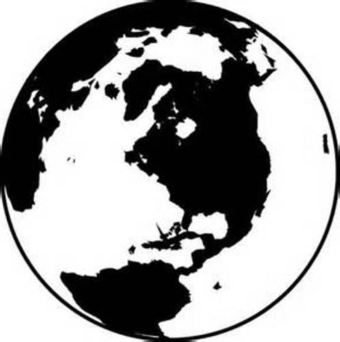 497x500 World Globe Clip Art Free Vector In Open Office Drawing Svg Svg 2