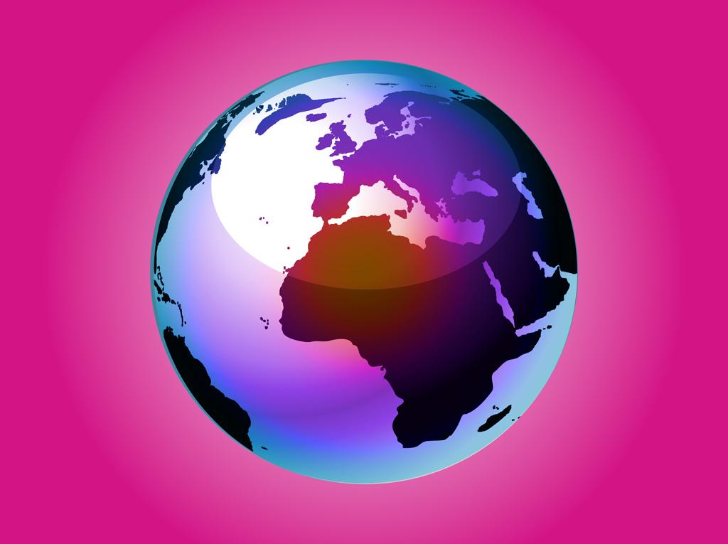 1024x765 Colorful World Vector Free Vectors Ui Download