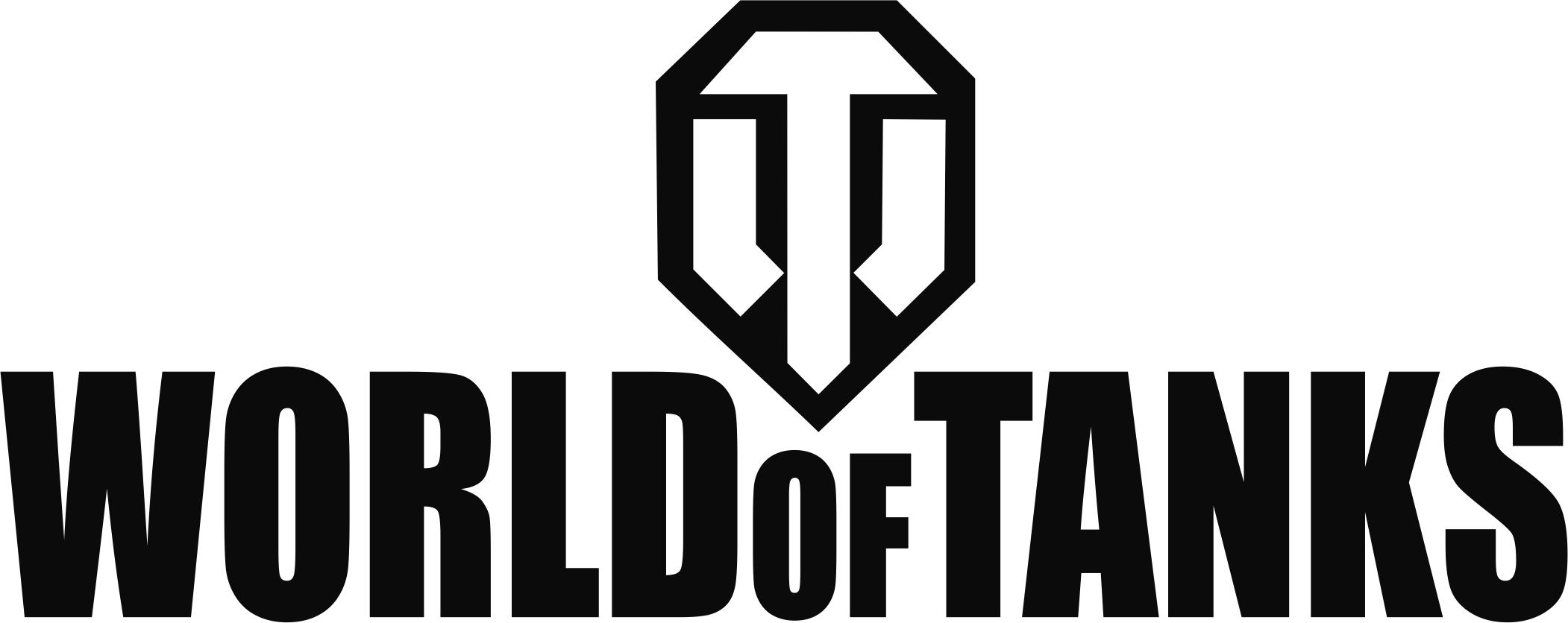 2102x836 World Of Tanks Vector Logo Free Vector Download