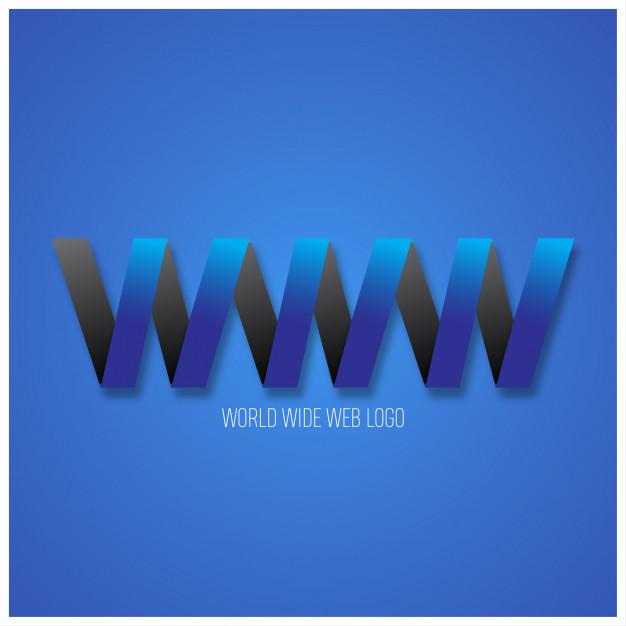626x626 Internet World Wide Web Vector Logo Vector Premium Download