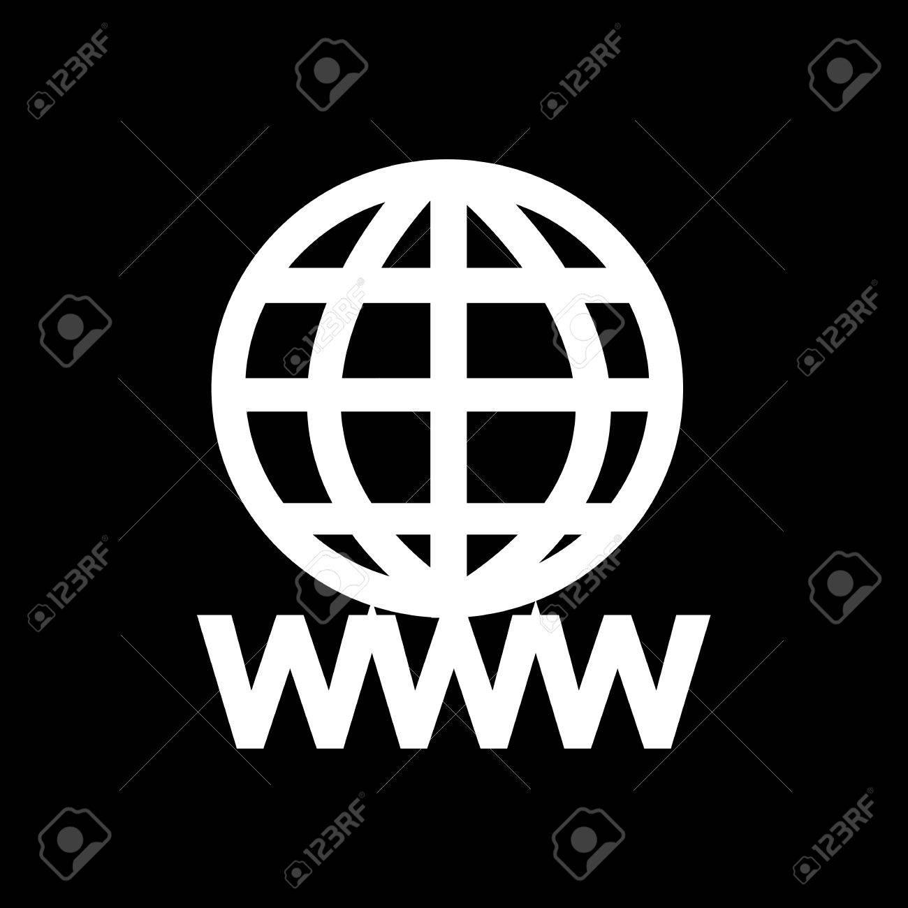 1300x1300 World Wide Web Clipart Symbol Vector 28