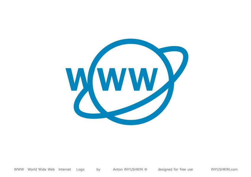 848x600 Internet Logo Www World Wide Web Internet Logo Anton Inyushkin On