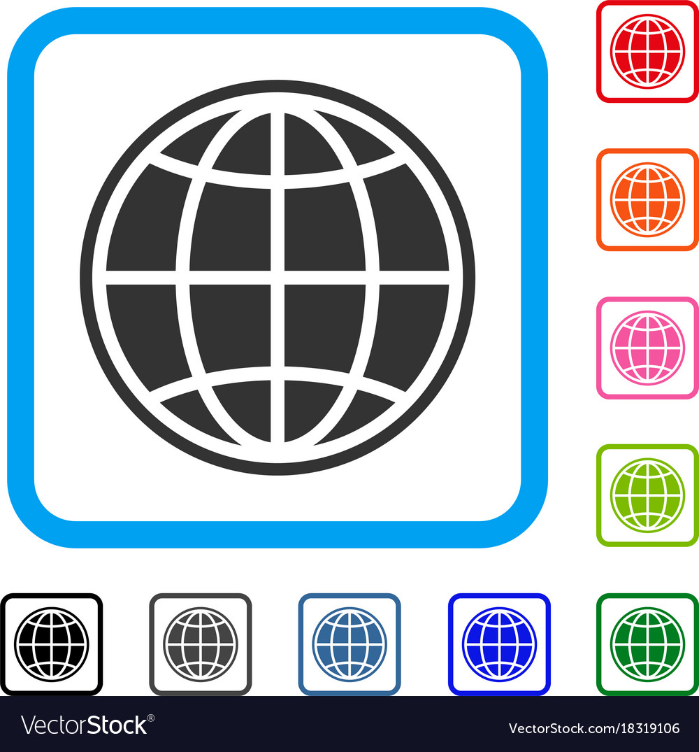 1000x1075 Free Internet Globe Icon Vector 207484 Download Internet Globe