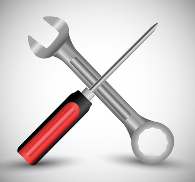 394x368 Wrench Free Vector Download (95 Free Vector) For Commercial Use