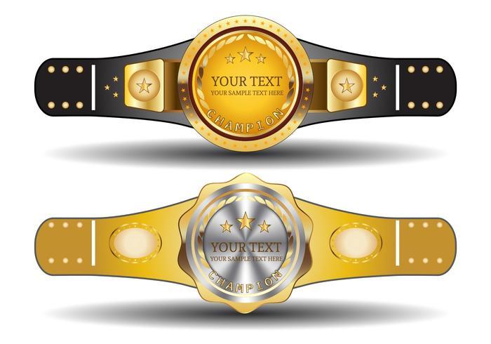 700x490 Championship Belt Template