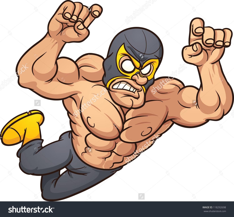 1500x1387 Wrestler Clipart Wrestling Belt