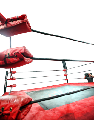 315x400 Free Wrestling Ring Psd Vector Graphic