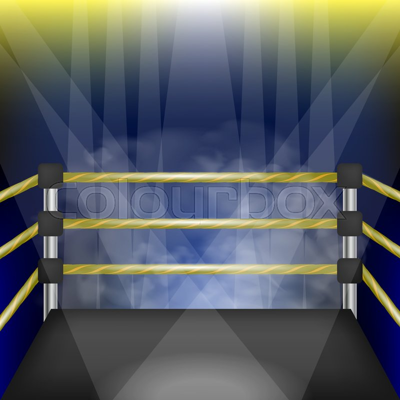 800x800 Pro Wrestling Ring Vector 53286 Investingbb