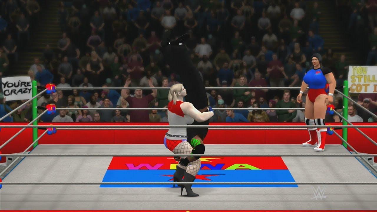 1280x720 Wiwa Wrestling Match