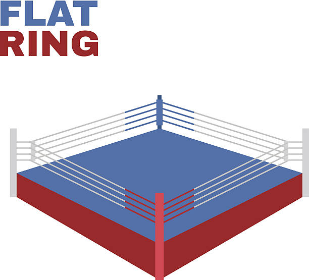 612x555 Wrestling Ring Clip Art 101 Clip Art