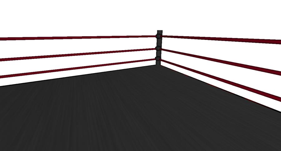 900x484 Wrestling Ring Clipart