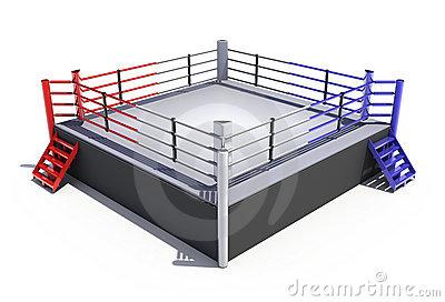 400x272 Wrestling Ring Clipart