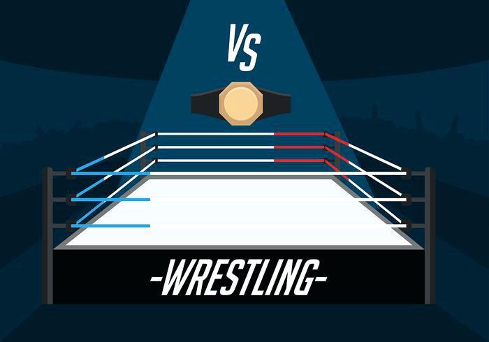 700x490 Wrestling Vector Free Wrestling Ring Free Vector Wrestling Vector