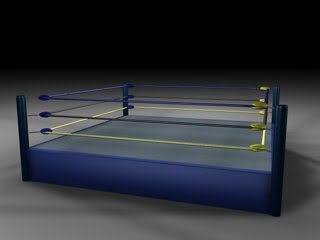 320x240 Amazing Wrestling Ring Clip Art Boxing Ring Isolated On White