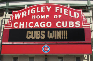 325x214 Chicago Cubs Win The World Series !