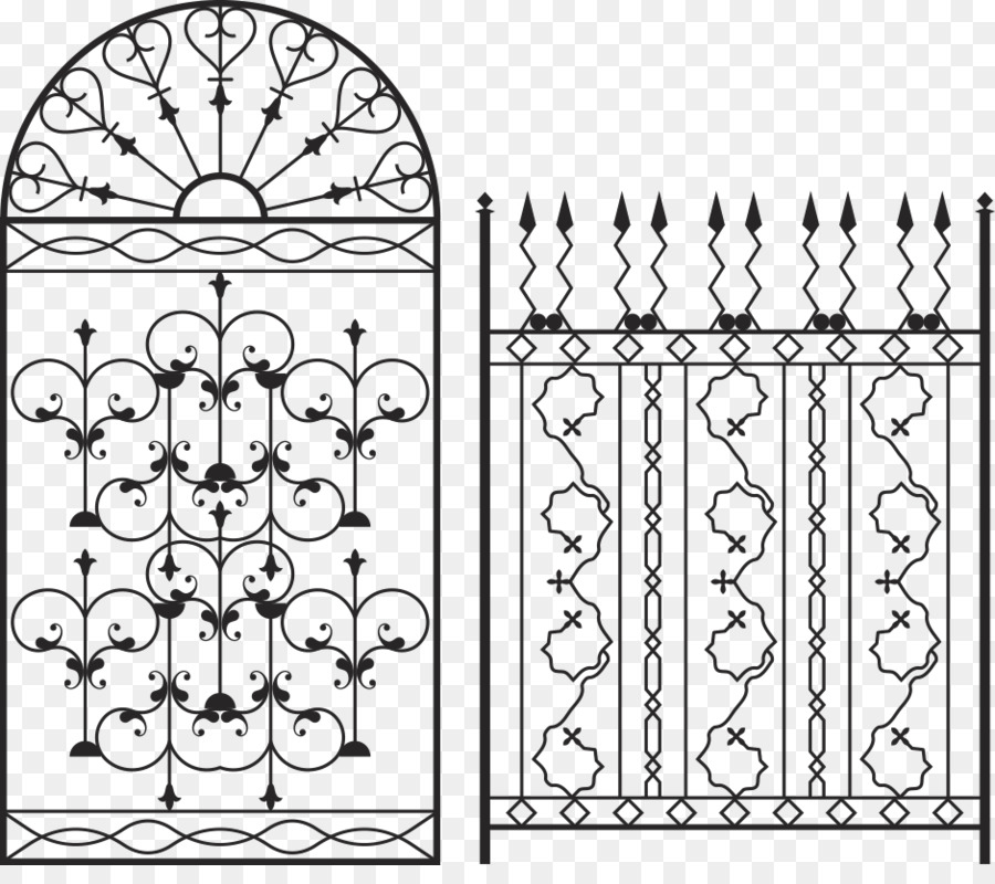 900x800 Window Grille Wrought Iron