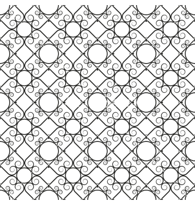 380x400 Wrought Iron Pattern Vector Wwwpixsharkcom Images, Wrought Iron