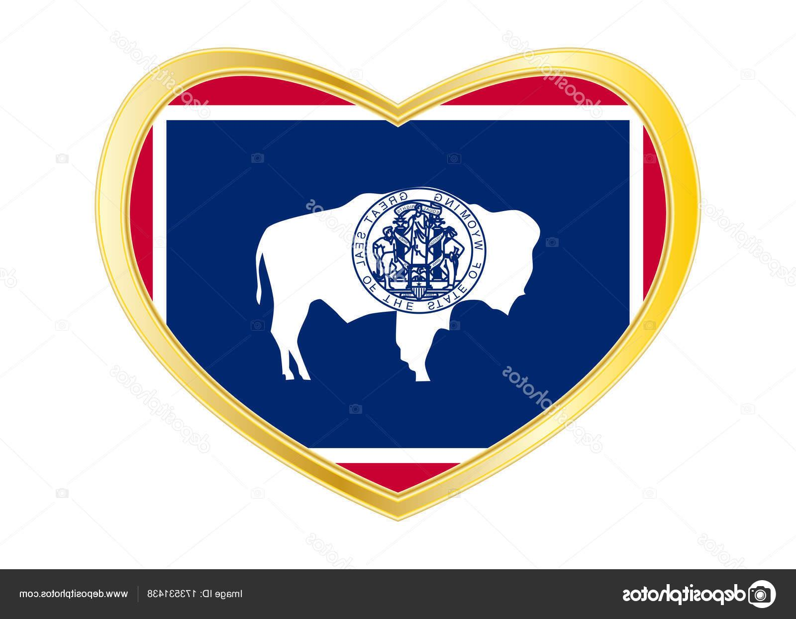1600x1243 Unique Wyoming Flag Banner Vector Photos Free Vector Art, Images
