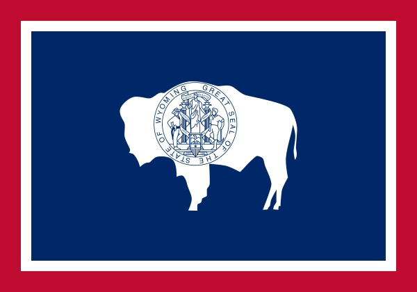 600x420 Free Wyoming Flag Images Ai, Eps, Gif, Jpg, Pdf, Png, And Svg