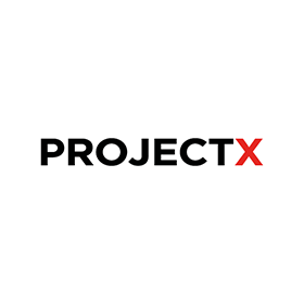 280x280 Project X Logo Vector Free Download