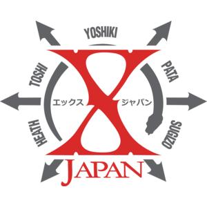 300x300 X Japan Logo, Vector Logo Of X Japan Brand Free Download (Eps, Ai