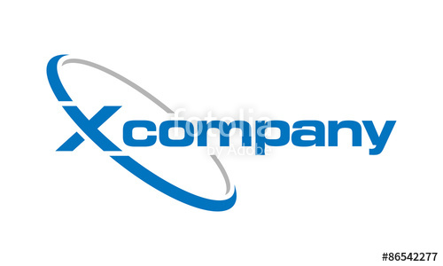 500x300 X, Letter X, Alphabet, Sign, Text, Font, Logo, Vector Stock Image