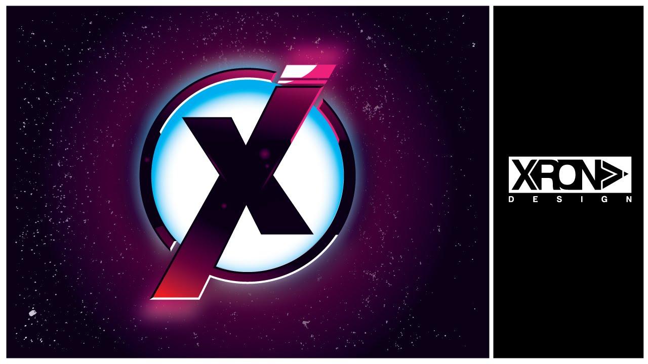 1280x720 Logo Design