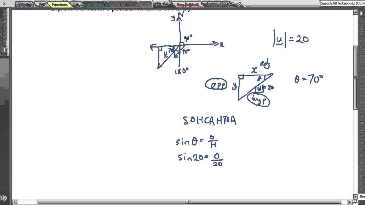 1280x720 Vectors Lesson 7