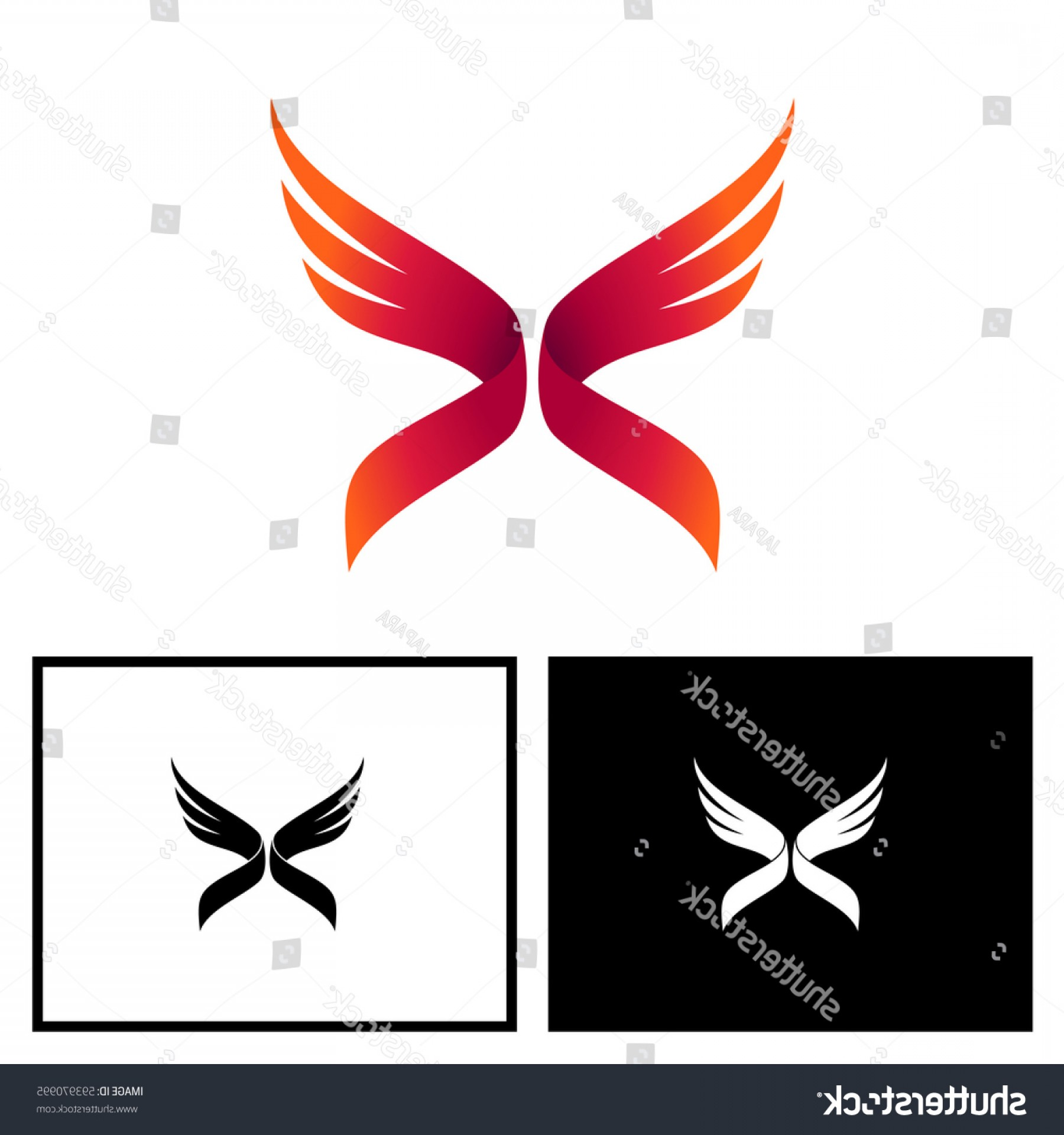 1800x1920 Letter X Wing Logo Vector Geekchicpro