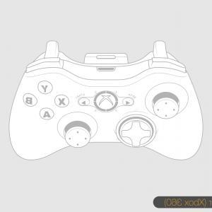 300x300 Side By Side Xbox One Gamepad Vs Xbox Gamepad Lazttweet