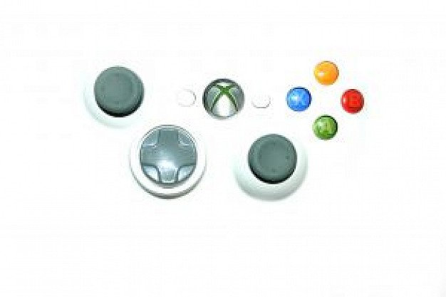 626x417 Xbox 360 Controller Photo Free Download