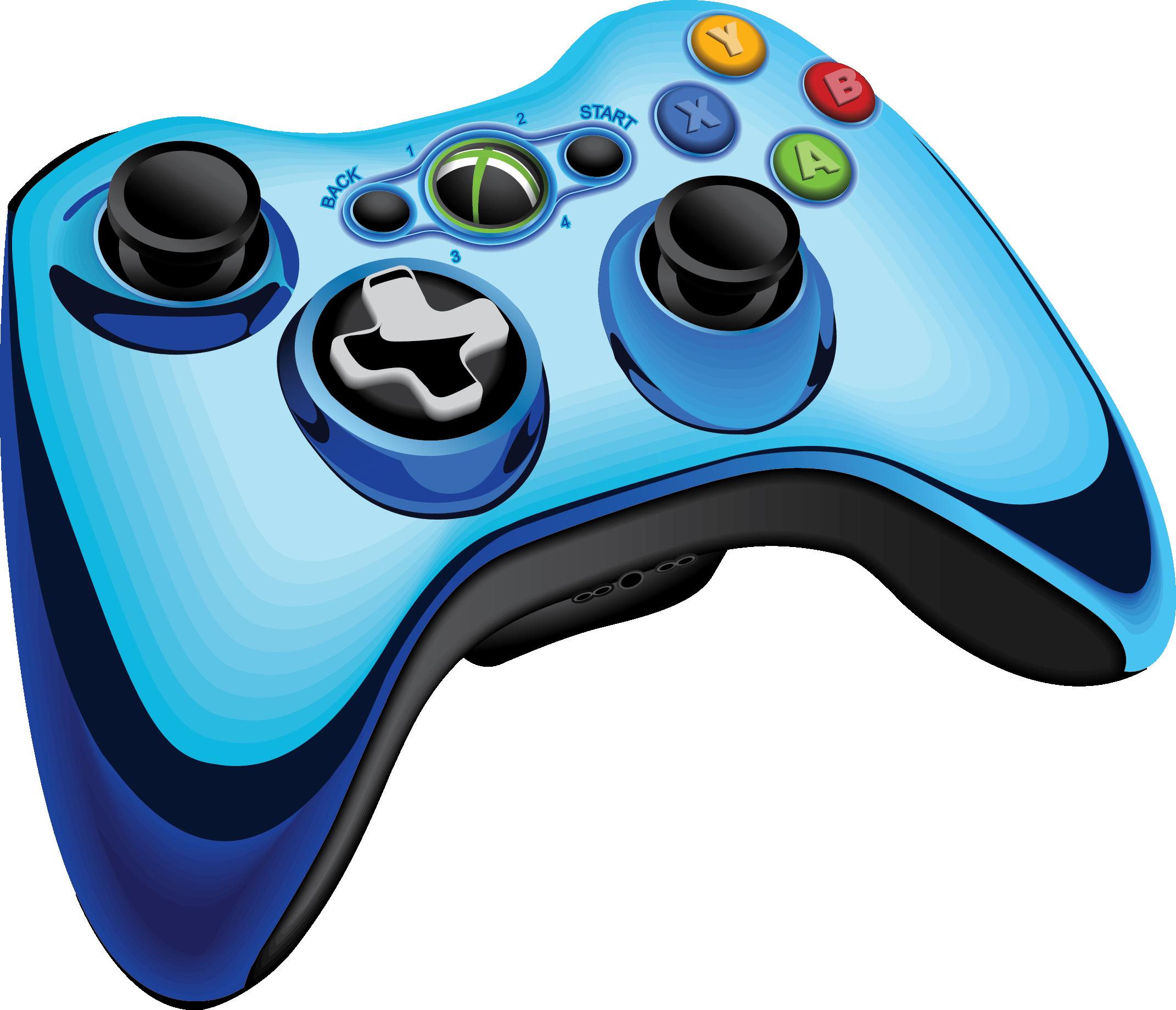 2142x1839 Xbox 360 Controller Game Controller Joystick Video Game
