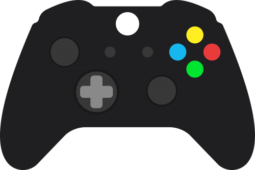 500x334 Collection Of Free Controller Vector Video. Download On Ubisafe